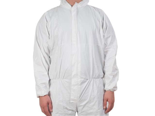 Large White Coverall  (EACH) 2500