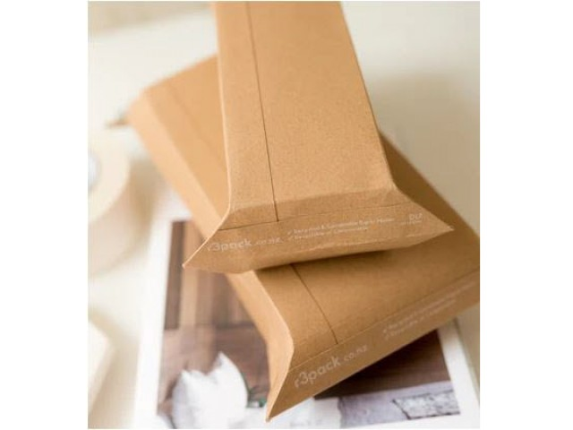 Paper Courier Bag (A4) Pack/100