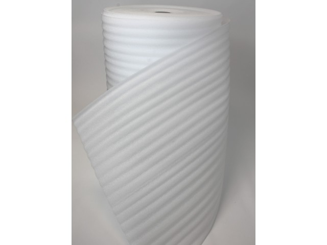 Cell-Aire Protective Foam Wrap 1200x100m (1mm Thick) Roll