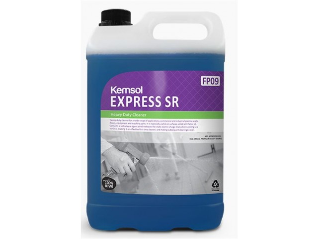 Express SR Heavy Duty Cleaner (Food Grade) 5L (FP09)