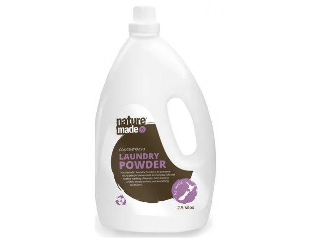 NatureMade Concentrated Laundry Powder 2.5kg