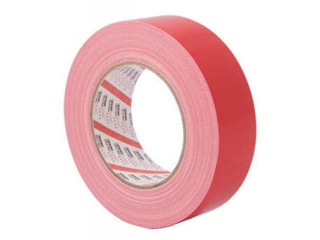 Multi Purpose (RED) Cloth Tape 48mm x 30m Roll