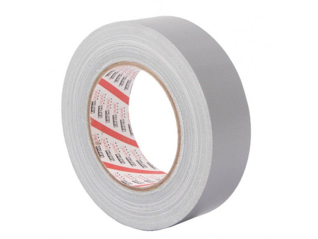 Multi Purpose (SILVER) Cloth Tape 24mm x 30m Roll