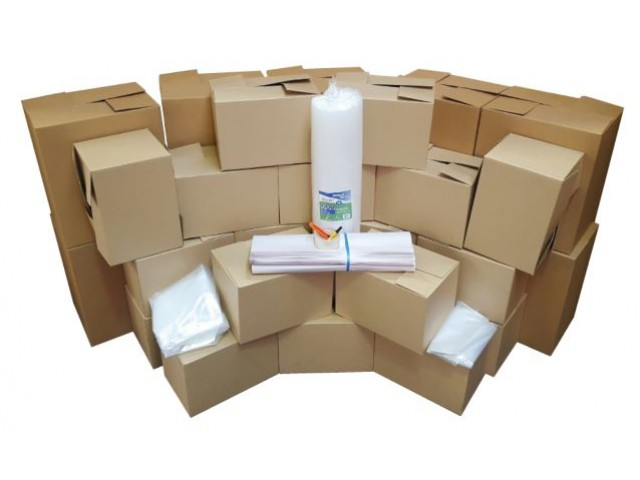 Small House Moving Pack - various items