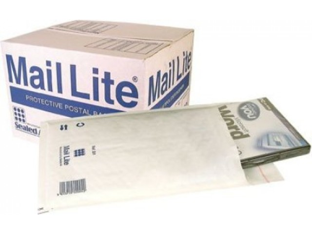 Jiffy Mail Lite Mailer Bags No 8 EACH