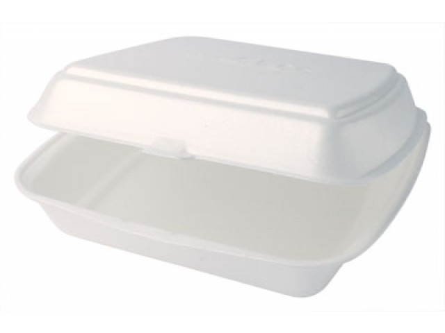 Eco friendly (sugarcane) Multipurpose Large Dinner/Meal Box (Pack/50)