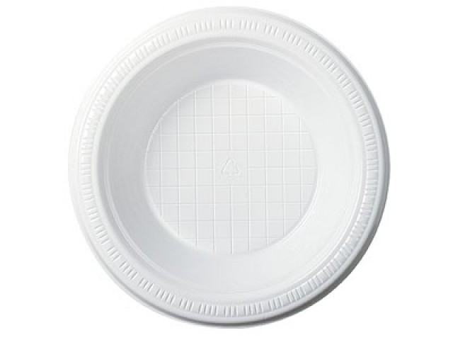 Disposable Plastic Dinner Plates