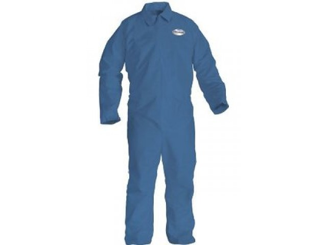 Overalls Kleenguard Disposable Blue