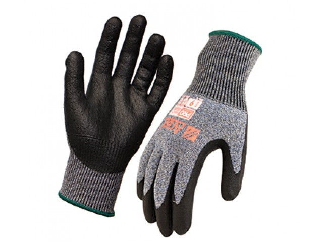 ARAX Touch Glove With PU Dip Palm