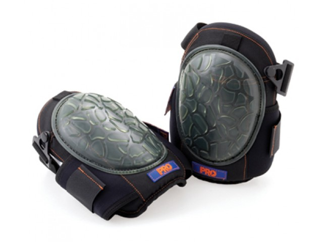 Knee Pads Turtle Back Hard Shell