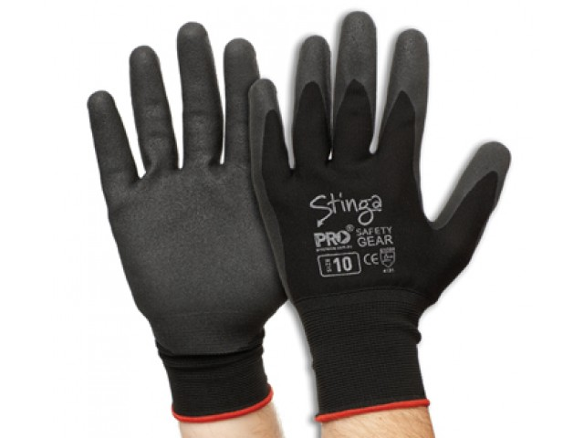 Stinga Gloves (Pair) Size 8