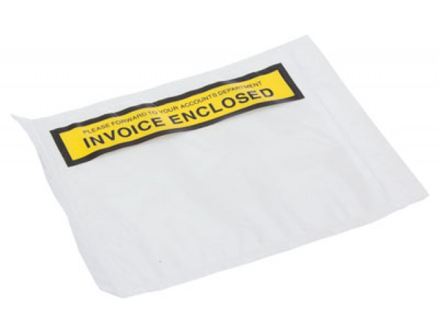 Lopes Self Adhesive Invoice Enclosed