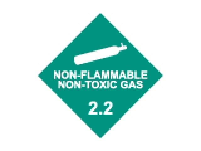 Shipping Lables Non Flamm Non Toxic 2.2