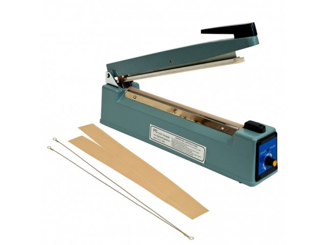 Impulse Sealer 200mm Hand Operated