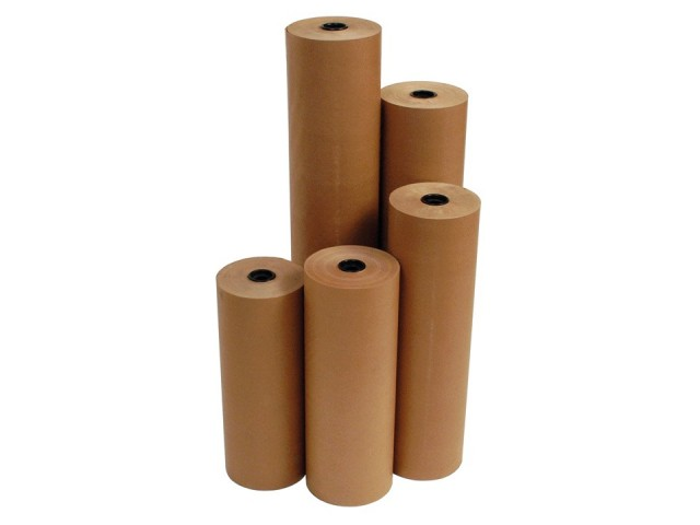 Wrapping Paper 1200x250m Roll 80 GSM