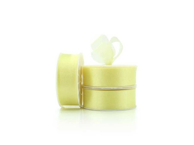 Chiffon Ribbon Lemon