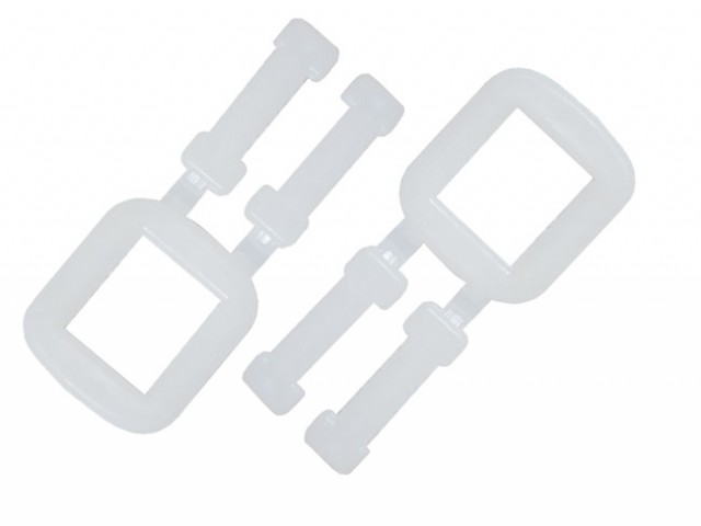 BUCKLES for Plastic Strapping 12mm (Box 1000)
