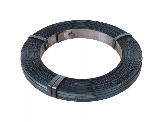 Steel Strapping Oscillated Wound  Approx 47Kg/Coil