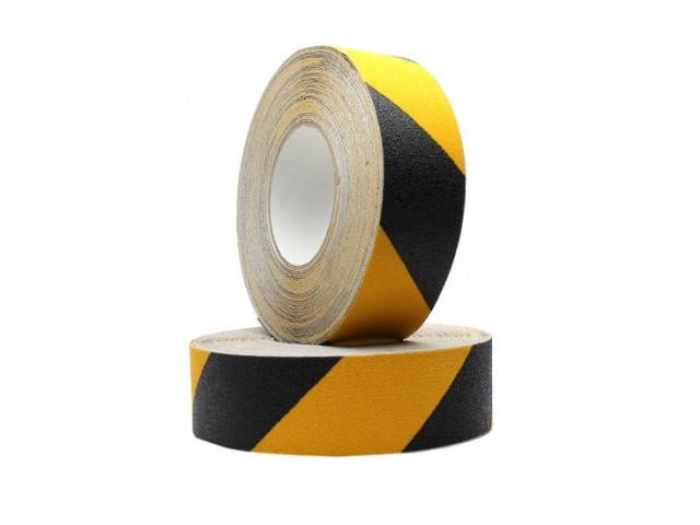 Safety Tread Tape TS 4702 Med Grit Black/Yellow