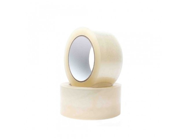 Economy Acrylic Packaging Tape CLEAR 48mm