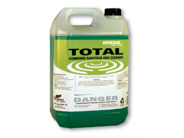 Total Combined Disinfectant & Cleaner 5L (WR11)