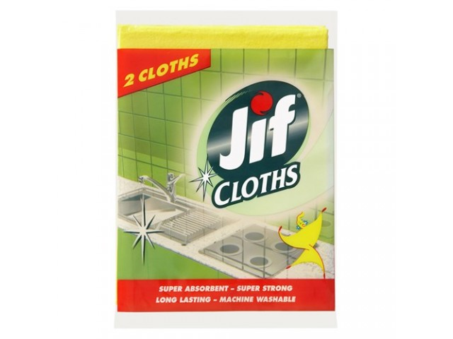 Jiff Cloths (2/Pack)